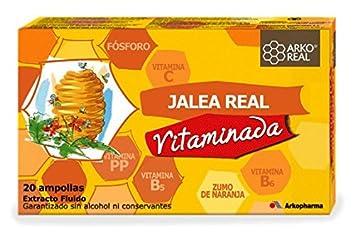 ARKO - ARKOPHARMA Jalea Real Fresca Vitaminada: Amazon.es: Salud y cuidado personal