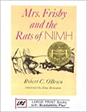 Mrs. Frisby and the Rats of NIMH, Robert C. O'Brien, 158118056X
