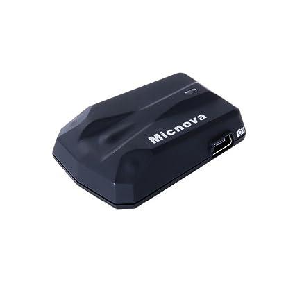 Micnova GPS-N receptor GPS para cámara réflex Nikon D800 D3200 D90 ...