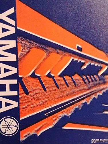 Yamaha Electone Organ - 3