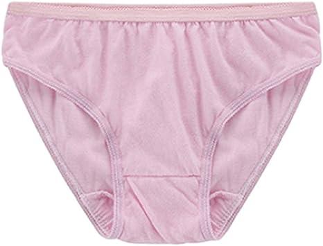 5 bragas de algodón desechables para viajes, hospitales, emergencias, tamaño XL (rosa): Amazon.es: Salud y cuidado personal