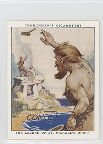 The Legend of St. Michael's Mount (Trading Card) 1936 Churchman's Legends of Britain Wide - Tobacco [Base] #7