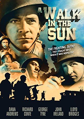 A Walk in the Sun (1945 film) Amazoncom WALK IN THE SUN A Restored Collectors Edition KPF