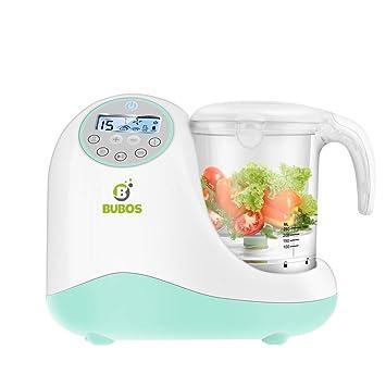 Multifunction Electric Baby Food Blender Steamer Processor Sterilizer BPA Free