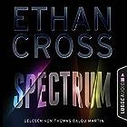 Spectrum (August Burke 1) Hörbuch von Ethan Cross Gesprochen von: Thomas Balou Martin