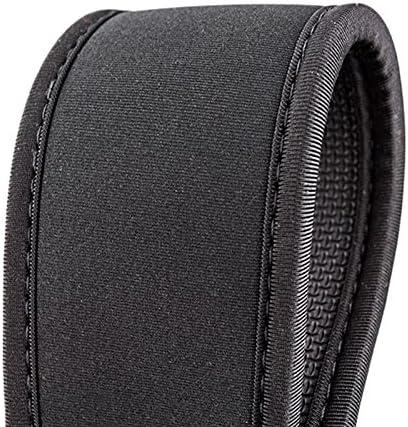 JJC NS-Q2 Neoprene Shoulder Neck Strap 2 Pockets For Canon Nikon Pentax Sony