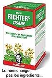 Tisane Richters -40 g- Minceur - 20 sachets-Tisane Richters