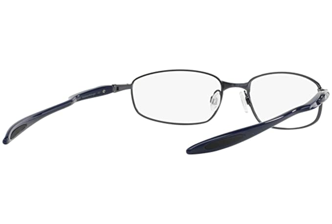 8cce9d7380 Amazon.com  Oakley Oph. Blender 6B Polished Midnight  Clothing
