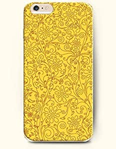 OOFIT Apple iPhone 6 Case 4.7 Inches - Luxuriant Flowers