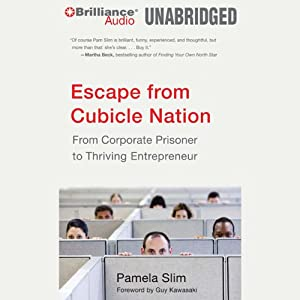 Escape from Cubicle Nation Audiobook