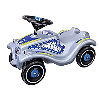 """BIG 800056101 """"Police Classic Bobby Car Toy with Sound/Light Module"""
