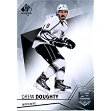 2015-16 SP Authentic #71 Drew Doughty Los Angeles Kings Hockey Card