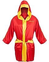 Ivan Drago Costume Satin Robe & Short Combo