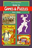The Antique Trader Books Guide to Games and Puzzles, Harry L. Rinker, 0930625625