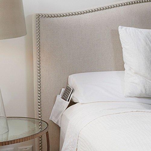030MO Bedroom Headboard Wedge - King ()