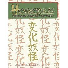 Hengeyokai: Shapeshifters of the East - A Sourcebook for Werewolf: The Apocalypse