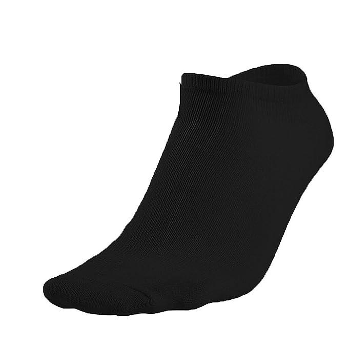 Highliving - Calcetines Tobilleros, Para Hombre, de Algodón, Deportivos, 12 pares negro negro: Amazon.es: Ropa y accesorios