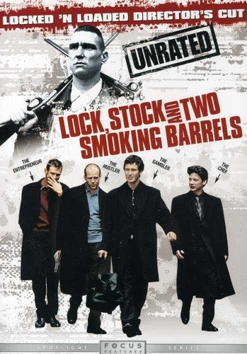 DVD : Lock, Stock and Two Smoking Barrels (Director's Cut / Edition, Special Edition, Unrated Version, Widescreen, )