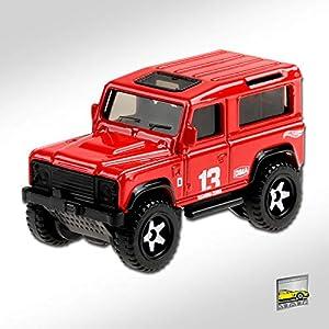 Hot Wheels Land Rover Defender...