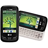 LG Cosmos Touch VN270 Verizon Cell Phone / Touch Screen / QWERTY Keyboard / No Data Plan