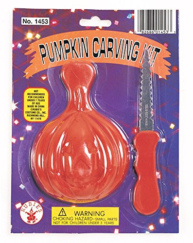 Rubie's Pumpkin Carving Set -