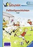 Fußballgeschichten (Leserabe - 2. Lesestufe)