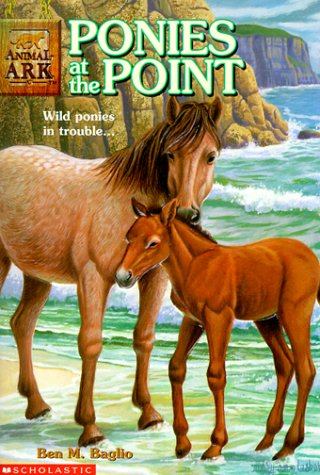 Ponies at the Point (Animal Ark #10)