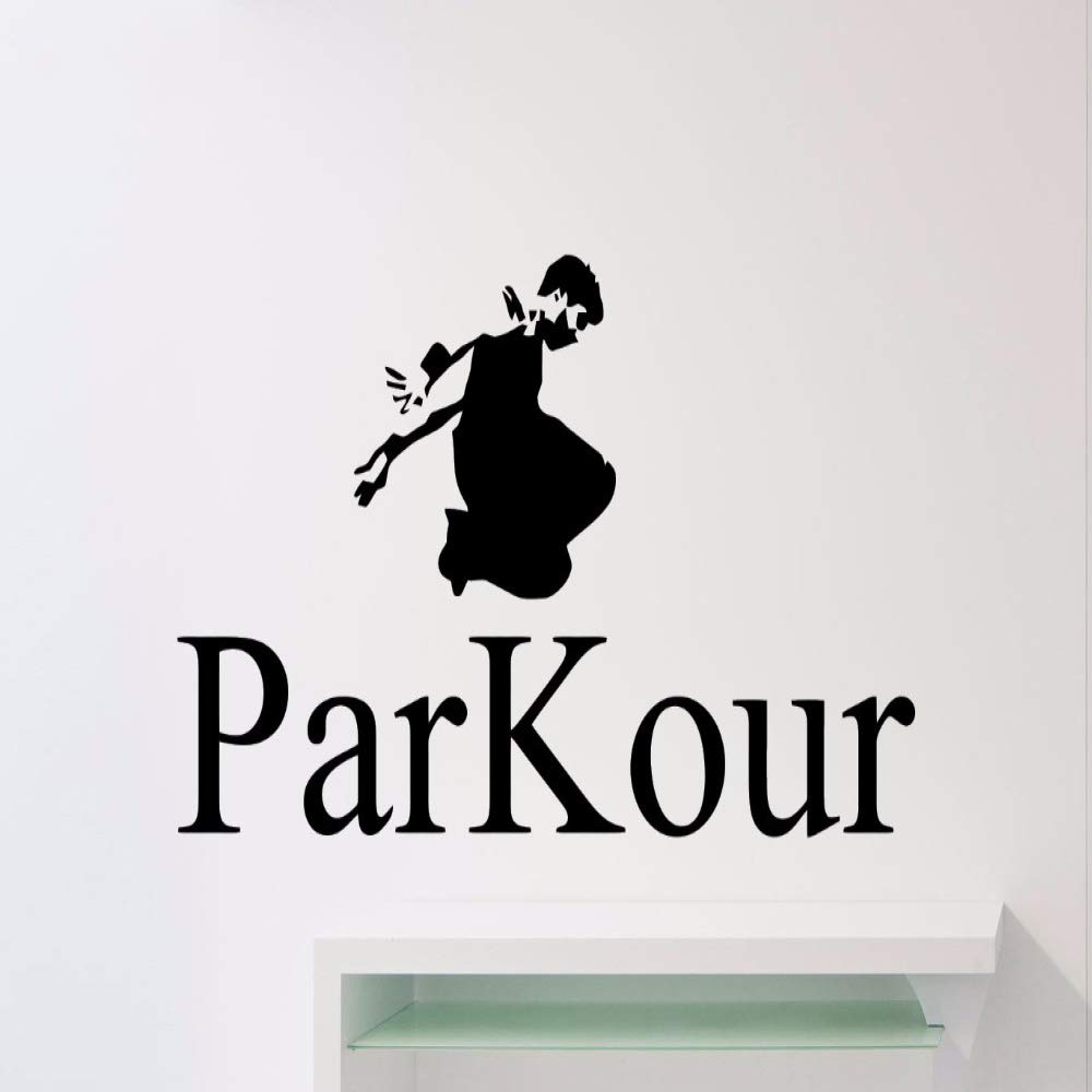 xingbuxin Wall Decal Cool Sport Parkour Wall Sticker Niños ...