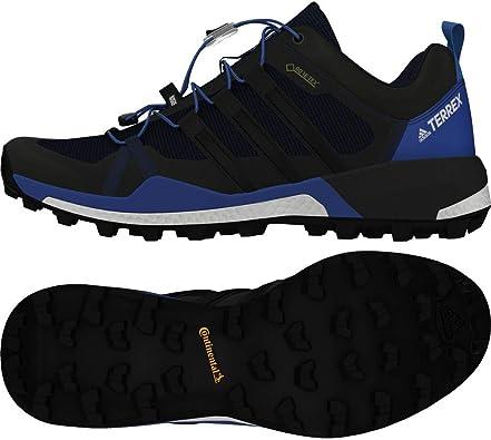 Adidas Terrex Skychaser GTX, Zapatillas de Trail Running para Hombre, Azul (Maruni/Negbas/Belazu 000), 40 EU: Amazon.es: Zapatos y complementos