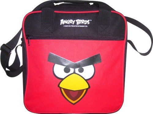 Red Bird Angry Birds Bowling Bag by Ebonite