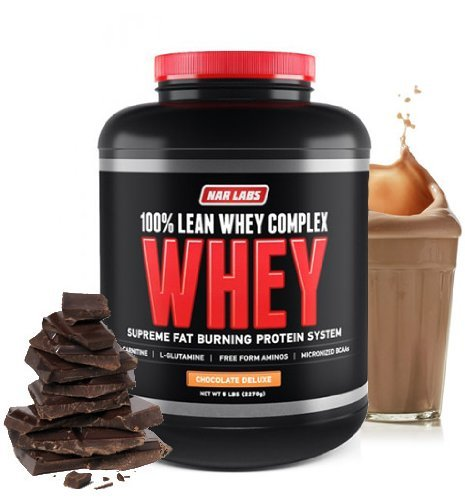 NAR LABS Lean Whey Complex 5lbs Chocolate