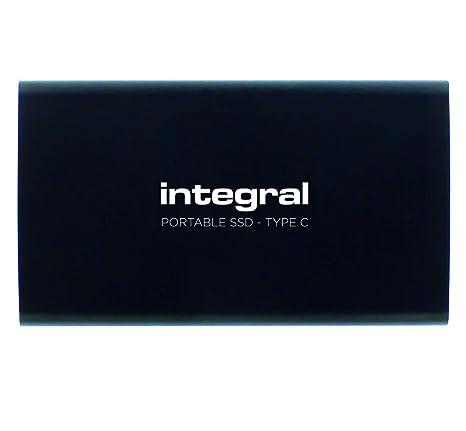 Integral SSD portátil 960 GB Disco Duro Externo Flash Doble ...