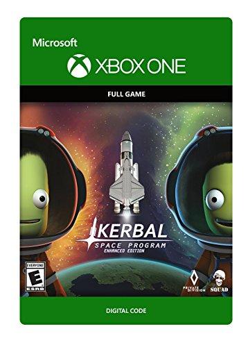 Kerbal Space Program Enhanced Edition   Xbox One  Digital Code
