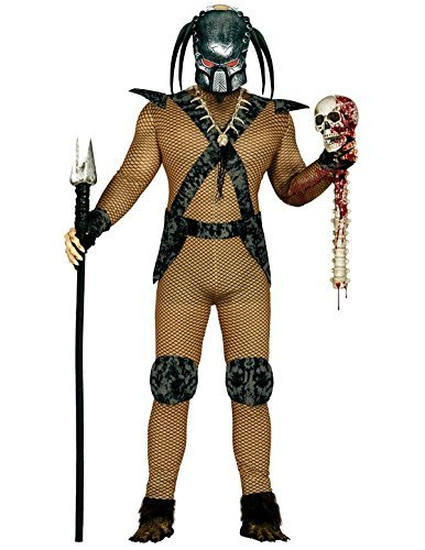 Predator Alien Costume for Adults - Large