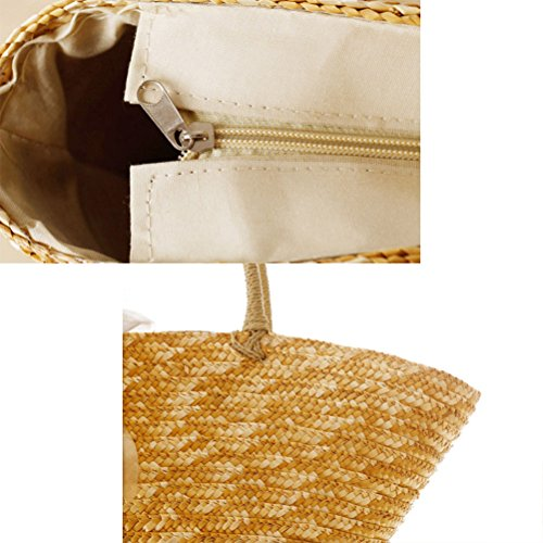 Korean Woven Silk ventes Beige Flowers Pastoral Hot Garden High Quality Style Womens Bags Casual Zhuhaitf wqvXpZBxx