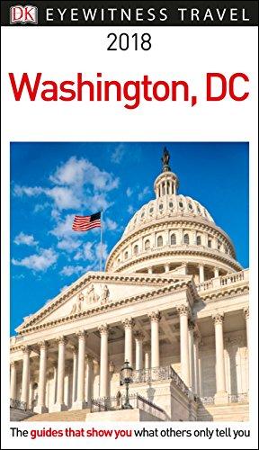 DK Eyewitness Travel Guide Washington, DC: 2018