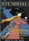 Ernestine ou la naissance de l'amour par Stendhal