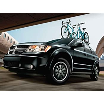 Amazon Com 2009 To 2013 Dodge Journey Cross Rails For