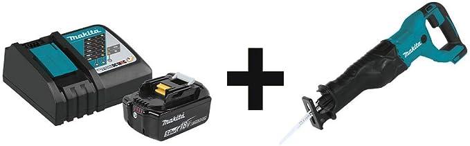 18 V, incluye 1 bater/ía Makita DPJ180Y1J Fresadora
