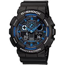 CASIO Watch G-SHOCK GA-100-1A2 overseas model