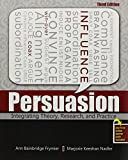 img - for Persuasion: Integrating Theory, Research, and Practice book / textbook / text book