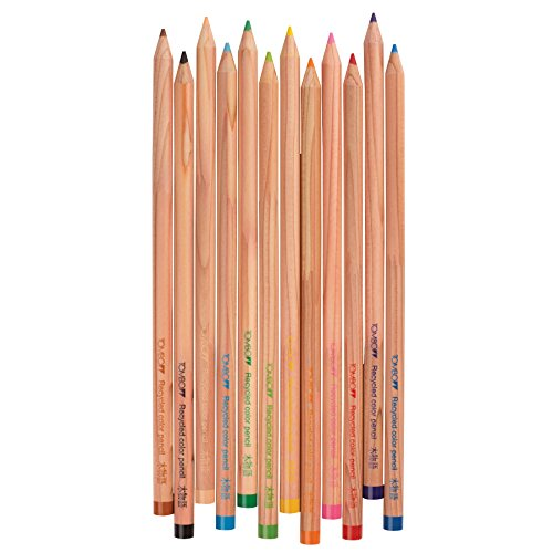 Tombow Recycled Colored Pencils, Assorted Colors, 12-Pack Photo #9