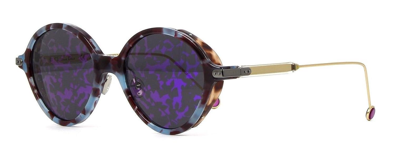 3be7d2443f Amazon.com  New Christian Dior UMBRAGE MJN TY Azure Havana violet mirror  Sunglasses  Clothing