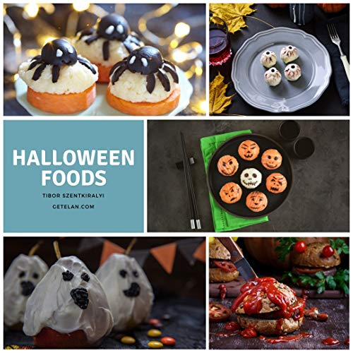 Halloween Foods: Scary and funny ideas with photos and -