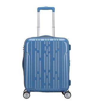 HUANGA Maleta de Viaje con Maletas rígidas ABS Ultra Ligeras para Equipaje de Mano/Cerradura