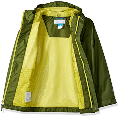 Jack Watertight Poncho Enfant Pesto Columbia 5OCpwqw