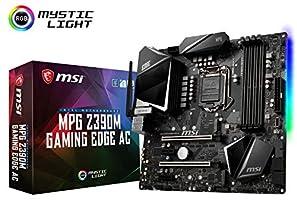 MSI MPG Z390M Gaming Edge AC LGA1151Micro ATX Z390 Gaming Motherboard Z390MEDGEAC