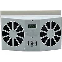 Abimy Mini resfriador de ar, ar condicionado silencioso portátil para carro, ventilador de refrigeração solar, economia…