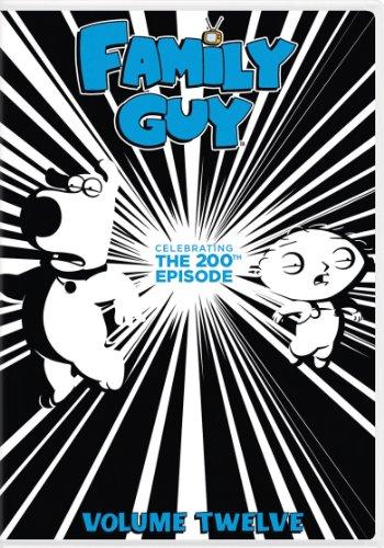 - Family Guy: Season 11, Volume 12