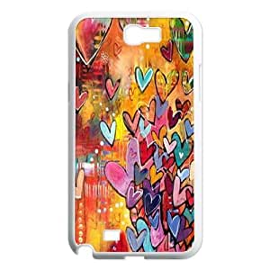 Beautiful Love DIY Hard Case for Samsung Galaxy Note 2 N7100 LMc-96440 at